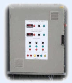 Electronic Control Panel by  Mortek Ltd